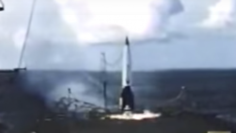This Is Exactly Why Giant Rockets Shouldn't Be Launched Off Carriers- Wait For It… | Frontline Videos