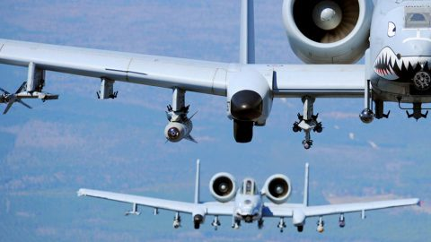 A-10 Fleet Faced Permanent Grounded Yesterday – This Key Factor Saved Its Ass | Frontline Videos