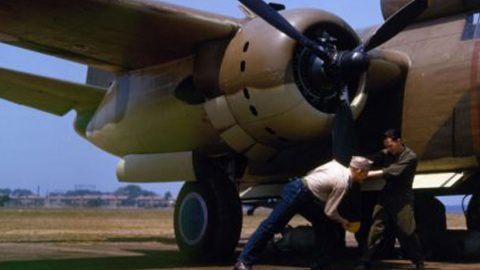 Elusive A-20 Havoc Captured In Color Film – And It's A Monster | Frontline Videos
