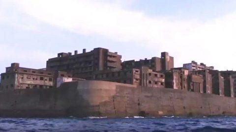 Sickening Past Of Japan's Battleship Island [Warning Graphic Content]   Frontline Videos