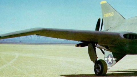 This Radical Interceptor Was Too Much For The Army Air Force | Frontline Videos