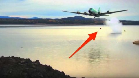 Bouncing Bomb Obliterates Gigantic Dam | Frontline Videos