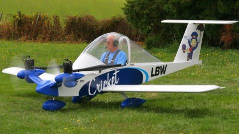 Flying With The World's Smallest Twin Engine Aircraft   Frontline Videos