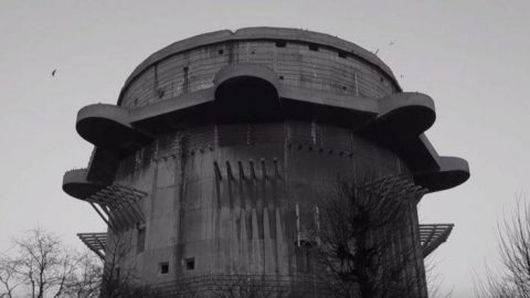 The Key Reason Why Germany's Flak Towers Still Stand After 75 Years | Frontline Videos