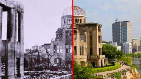 Hiroshima Then And Now – How The Atomic Bomb Forever Changed Our View On The City   Frontline Videos