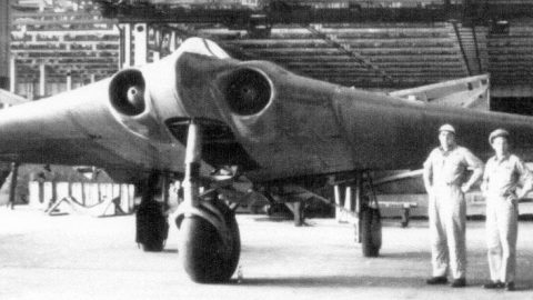 Declassified: Ho 229 – Nazi Germany's One-Of-A-Kind Stealth Jet   Frontline Videos