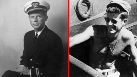 Few Know Of Daring & Selfless Act That Earned JFK A Purple Heart | Frontline Videos