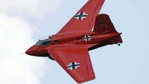 Me 163 Komet – The Secret German Rocket Fighter   Frontline Videos