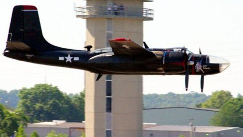 Oldest Flying A-26 Invader Is Still Pulling In Big Crowds | Frontline Videos