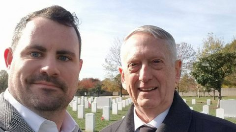 This Was The Last Person He Expected To See On Veterans Day, But It's No Surprise   Frontline Videos