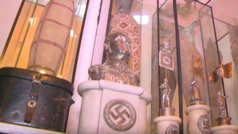 Raid On Secret Room In Argentina Reveals Massive Hoard Of Nazi Artifacts | Frontline Videos