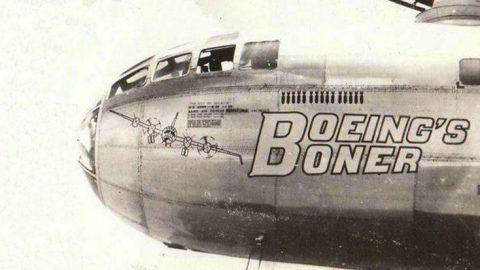 Pin on WW II Nose Art