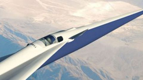 NASA's Advanced New Jet Successfully Eliminates The Sonic Boom   Frontline Videos