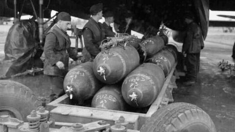 The Chemical That Revolutionized WWII Bombs – And Now It Is Poisoning American Soil | Frontline Videos