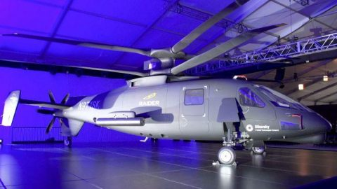 S-97 Raider Launches New Generation Of Attack Helicopters | Frontline Videos