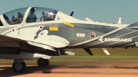 The A-10 Warthog's Replacement Takes Another Step Forward | Frontline Videos