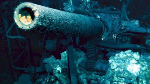 New Expedition Drastically Changed Our View Of The USS Indianapolis   Frontline Videos