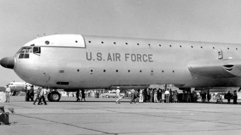 The Gigantic Convair XC-99 – They Got Really Creative With This Design | Frontline Videos