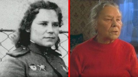 Ruthless Soviet Woman Recalls Torturing And Killing German Soldiers [Warning Graphic Content] | Frontline Videos