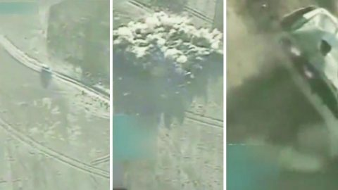 New A-10 Video Shows The Absolute Destruction After Hitting ISIS Truck Dead On | Frontline Videos