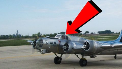 1/3 Scale B-17 Finally Takes Off-Here's The O.K.Video | Frontline Videos
