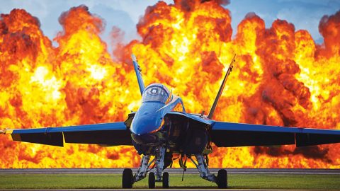 After Seeing The Blue Angels, We Learned 3 Lessons That Made Us Feel Dumb | Frontline Videos