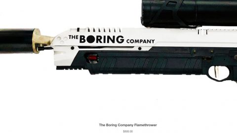 Elon Musk Just Released This Flame Thrower To The Public   Frontline Videos