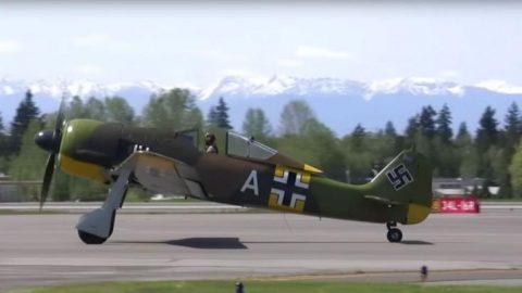 Original Fw 190 Returns To The Skies – Her Spectacular Flight | Frontline Videos