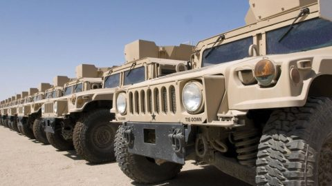 For The Next Few Days, The DoD Will Sell You A Humvee For $4Gs | Frontline Videos