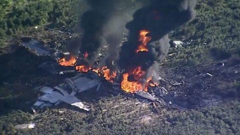 DoD Releases Cause Of July 2017 KC-130T Crash | Frontline Videos