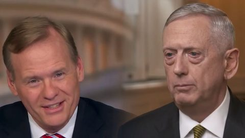 Mattis Drops A Line During Interview You'll Quote For The Rest Of Your Life | Frontline Videos