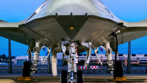 Boeing Just Tweeted A Teaser Message About Their New Refueling Drone | Frontline Videos