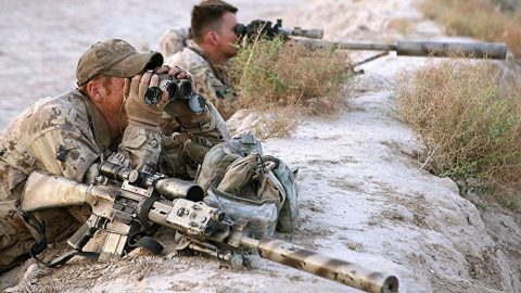 News | Sniper Just Took Out An ISIS Scumbag Absolutely Shattering World Record For Distance | Frontline Videos