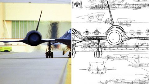 Researchers Ran SR-71's Manually Designed Plans Through A Computer–Made A Startling Find   Frontline Videos
