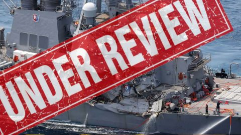 Navy Releases USS Fitz & McCain Crash Report-It's What Everyone Feared | Frontline Videos