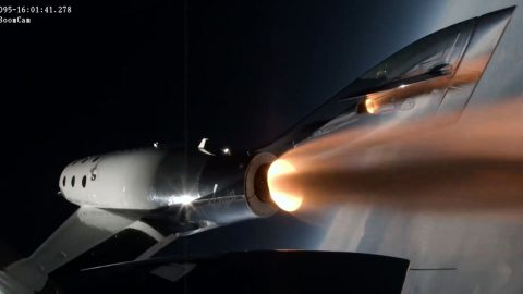 We Just Got Our Hands On The First Commercial Space Flight Video-See It Here | Frontline Videos
