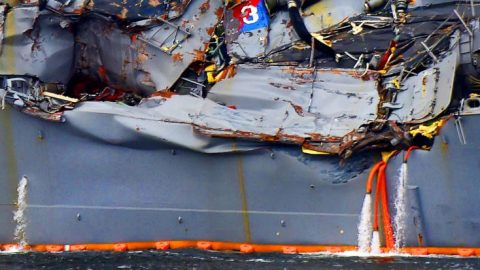 US Navy Issues Court Ruling On USS Fitzgerald Homicide Charges | Frontline Videos