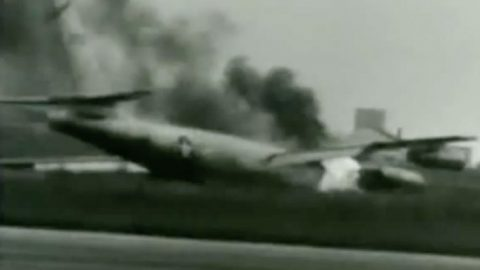 Tragic Crash Of The B-47 Stratojet – The Higher You Rise, The Farther You Fall | Frontline Videos