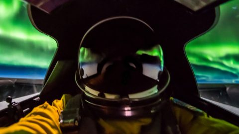 12 Stunning U-2 Pictures Taken At Altitude By The Pilot Himself   Frontline Videos