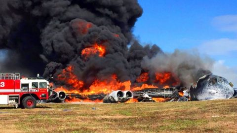 USAF Investigation Revealed This As Cause Of The Horrible B-52H Crash   Frontline Videos
