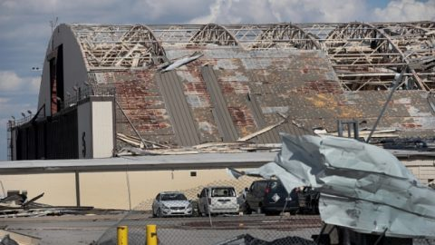USAF Reveals How Many F-22s Were Damaged By Hurricane Michael | Frontline Videos