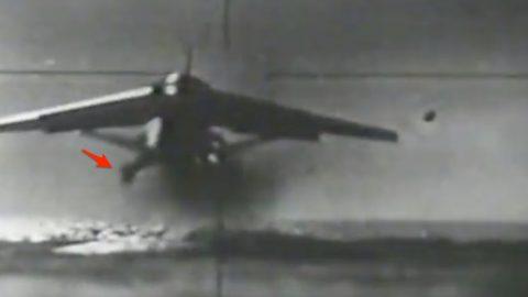 Footage Of Brutal F-8 Crusader Carrier Landings Mishaps | Frontline Videos