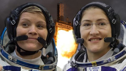 These 2 Female Astronauts Are About To Make Historic Spacewalk | Frontline Videos