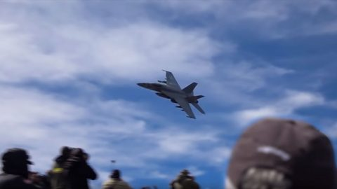 The Latest F/A-18 Video Thrills From The Star Wars Canyon | Frontline Videos