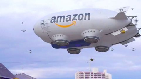 Amazon's 'Terrifying' Mothership Proved To Be Fake, But Not For Long | Frontline Videos