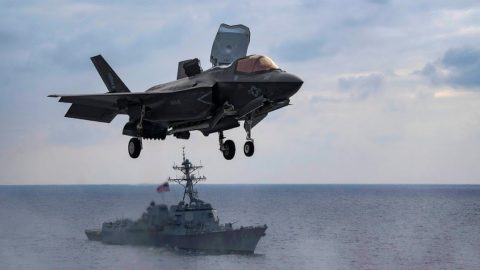News | F-35 Just Mysteriously Crashed in Pacific – Could Be Disaster For U.S. | Frontline Videos