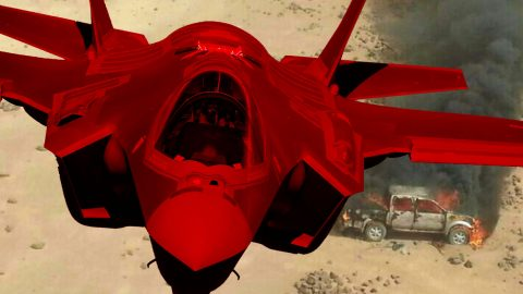 """F-35 Just """"Killed All Targets"""" With Zero Losses Unlike All Other Aircraft 