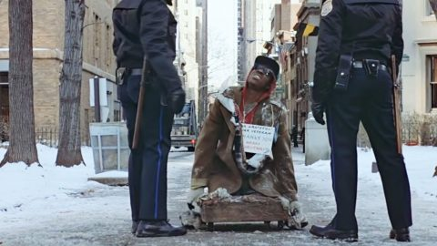 This 'Stolen Valor' Movie Clip Will Make You Die Laughing   Frontline Videos