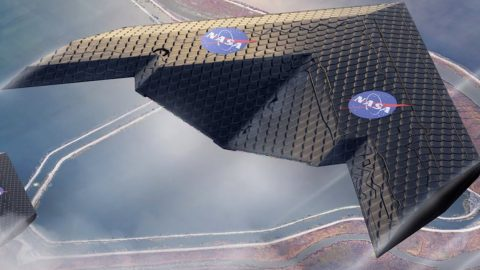 The Future Of Wings – A Radical Bird-Like Wing That Morphs As It Flies | Frontline Videos
