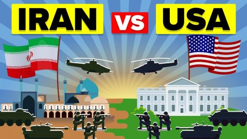 USA vs Iran: Military/Army Comparison 2019 | Frontline Videos